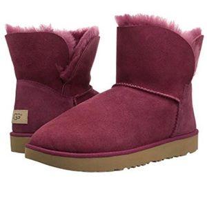 💛 UGG mini ii cuff boots